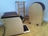 Large Barrel et Wunda Chair