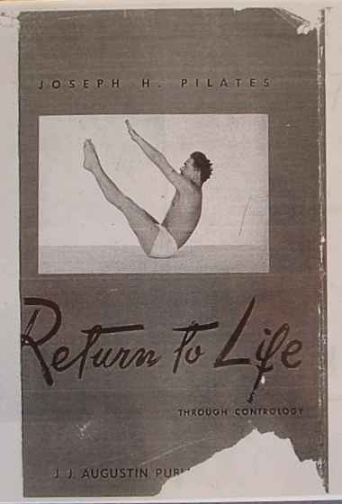 Joseph Pilates Contrology - Original